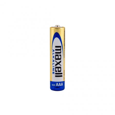 Maxell AAA size 1.5V Alkaline Batteries 2pcs card - LR03(GD)2B